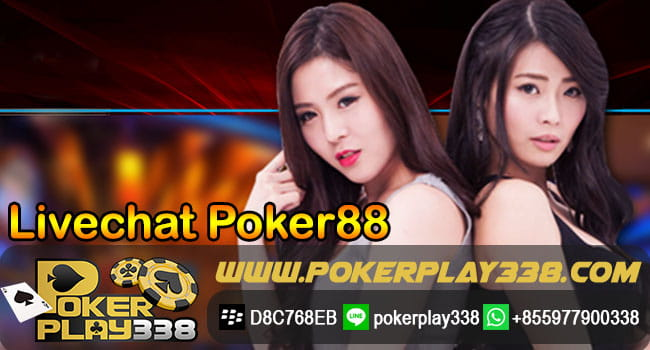 Livechat Poker88